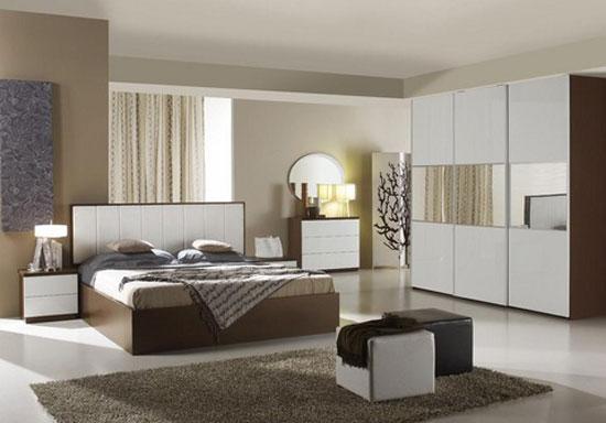 mẫu thiết kế phòng ngủ master 16