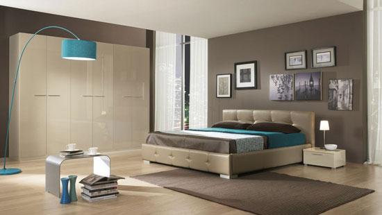 mẫu thiết kế phòng ngủ master 2