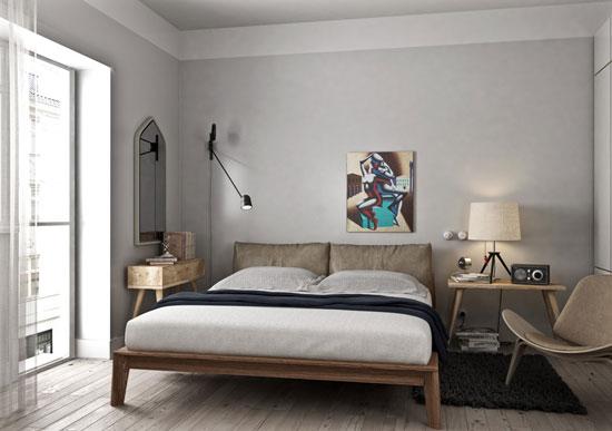 mẫu thiết kế phòng ngủ master 21