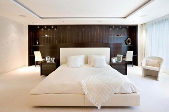 mẫu thiết kế phòng ngủ master 26