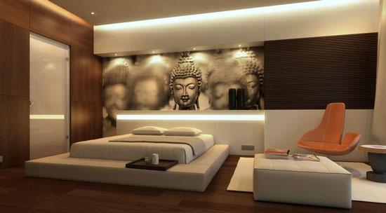 mẫu thiết kế phòng ngủ master 28