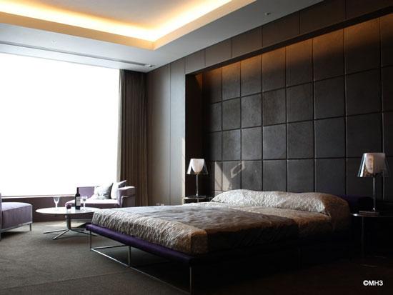 mẫu thiết kế phòng ngủ master 3