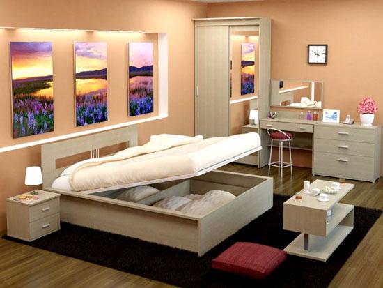 mẫu thiết kế phòng ngủ master 32