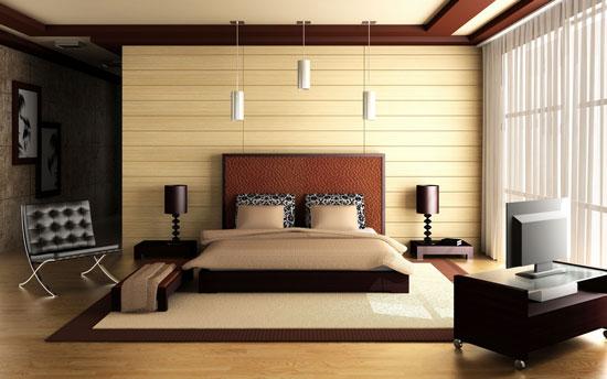 mẫu thiết kế phòng ngủ master 33