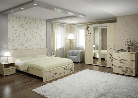 mẫu thiết kế phòng ngủ master 8