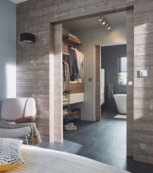 phòng thay đồ kết hợp phòng tắm 3