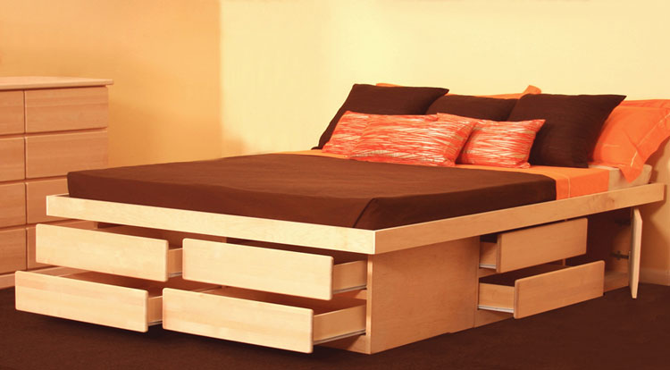 giường ngủ có ngăn kéo 13