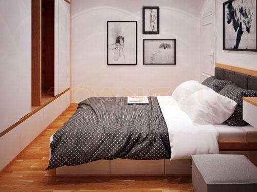 cách trang trí phòng ngủ nhỏ đẹp, xinh 1