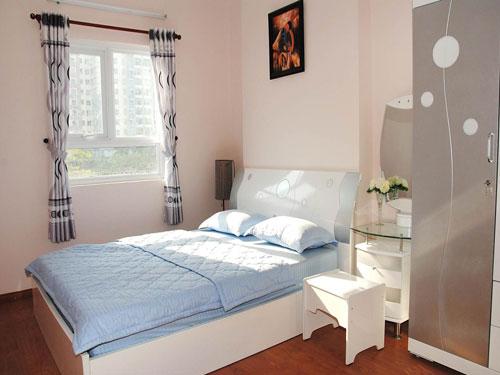 cách trang trí phòng ngủ nhỏ đẹp, xinh 2