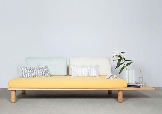 sofa mini trong phòng ngủ 1
