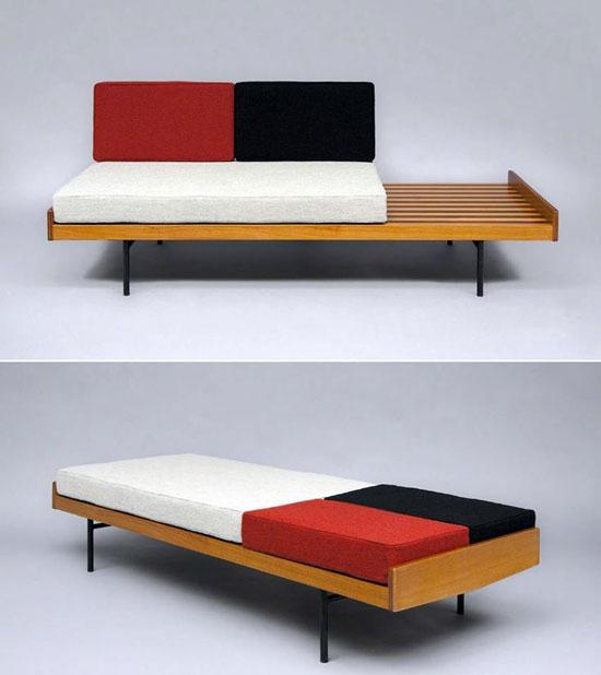 sofa mini trong phòng ngủ 14