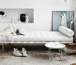 Sofa mini phòng ngủ