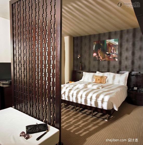 phòng ngủ có vách ngăn 14