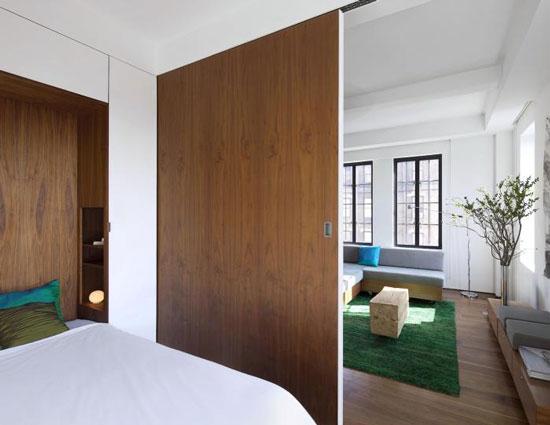 phòng ngủ có vách ngăn 3