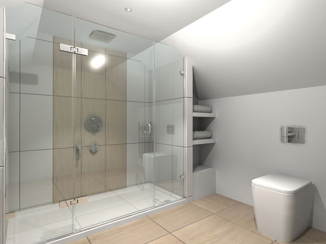 phòng tắm đứng 20