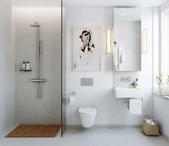 phòng tắm đơn giản 10