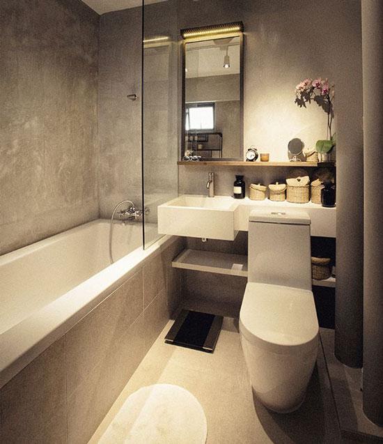 phòng tắm đơn giản 5