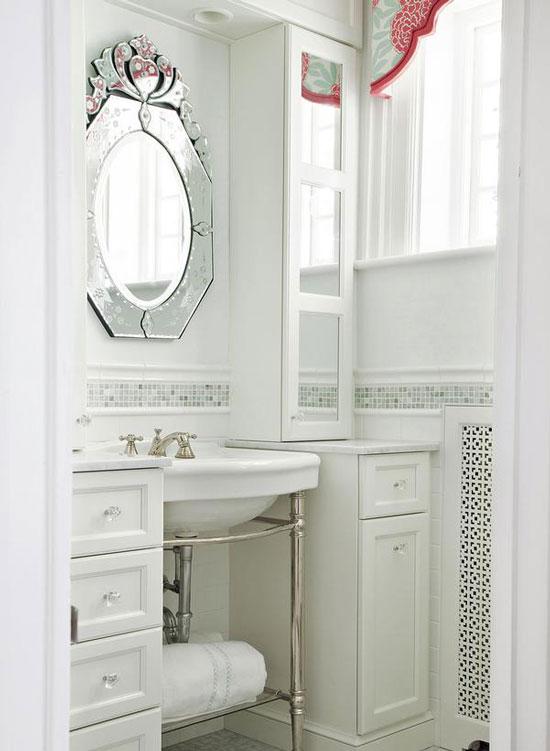 mẫu tủ lavabo đẹp 16