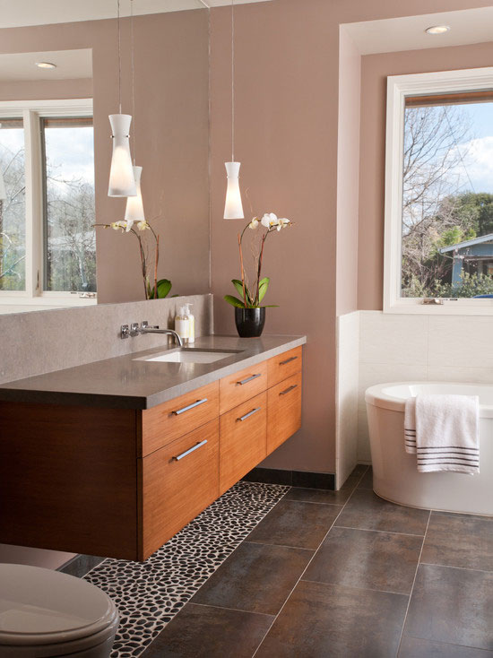mẫu tủ lavabo đẹp 35