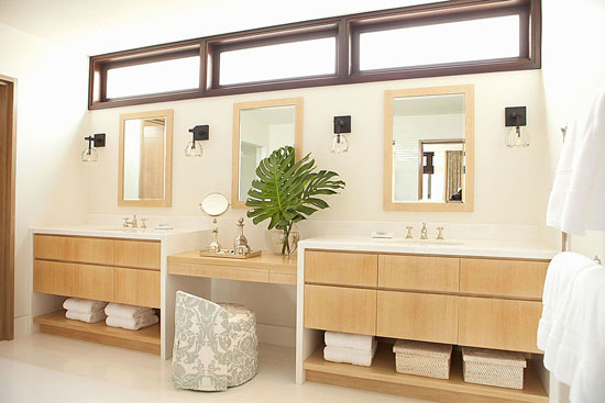 mẫu tủ lavabo đẹp 4