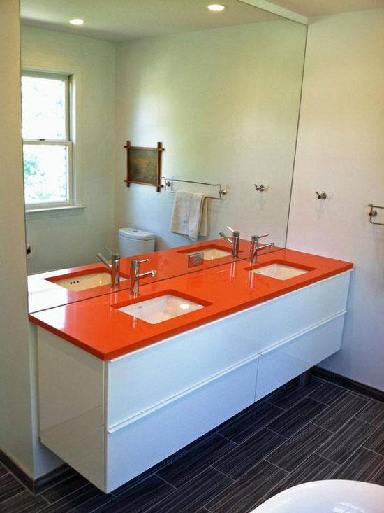 mẫu tủ lavabo đẹp 6