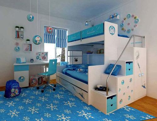 phòng ngủ cho bé trai và gái 6