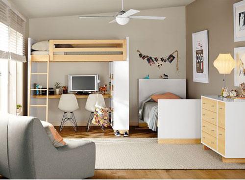 phòng ngủ cho bé trai và gái 7