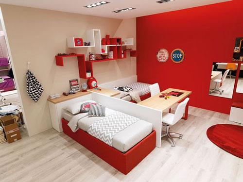 phòng ngủ cho bé trai và gái 10