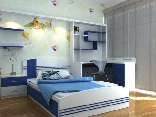 cách thiết kế phòng ngủ trẻ em 1