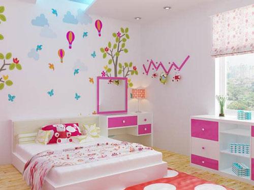 cách thiết kế phòng ngủ trẻ em 2