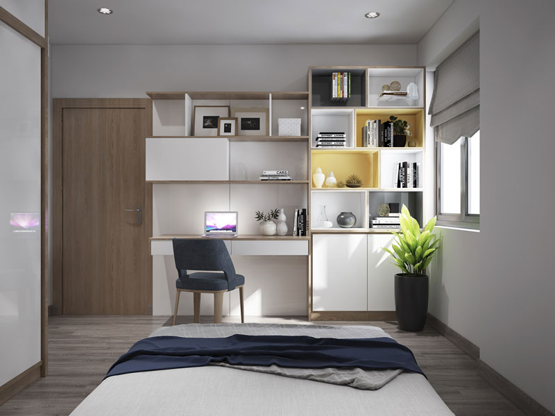 phòng ngủ con trai 4